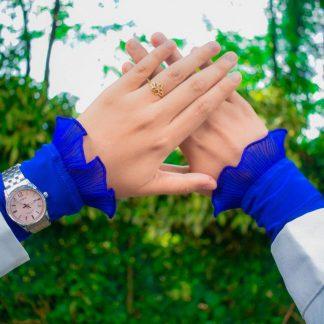 MAIRA ROYAL BLUE